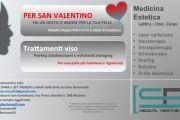 Trattamenti viso: promozione San Valentino